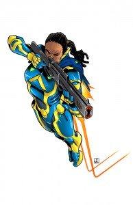 Ray-Gun Hero