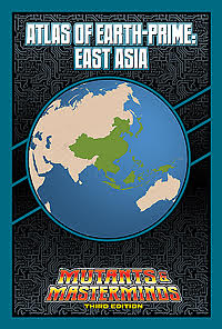 Atlas of Earth-Prime: East Asia