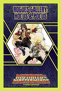 Rogues Gallery: Hocus & Pocus (PDF)