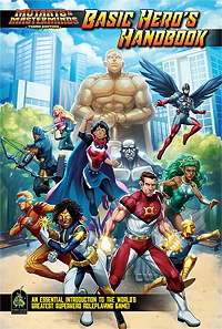 Basic Hero's Handbook for Mutants & Masterminds: Pre-Order and PDF