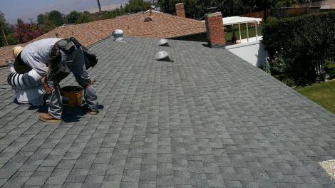 Roofing in Eastvale