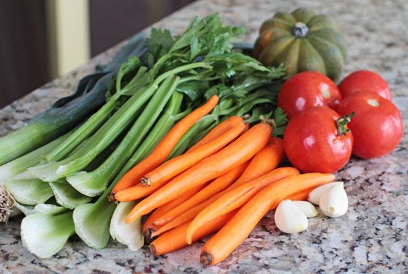 Vegan-Minestrone-Veggies
