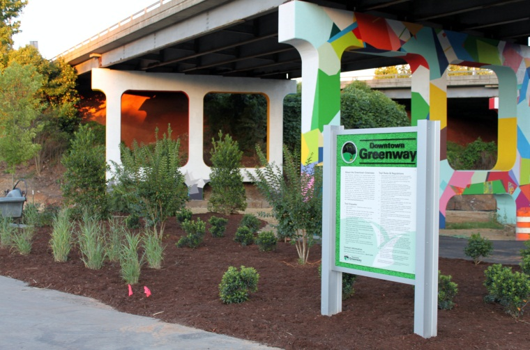 Parks and Recreation Partners With Friends Homes for Greenway Connector Project