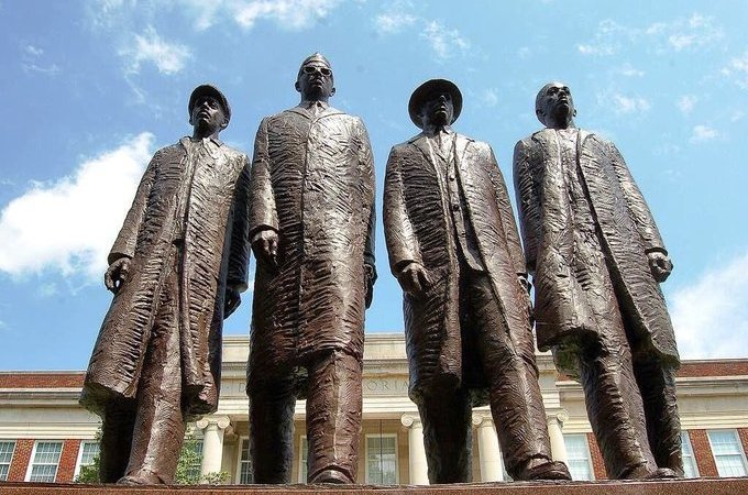 Frank McCain, Jr. on the Greensboro Four, his father's legacy and the movement that changed the nation
