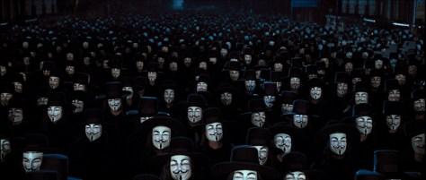 V for Vendetta op Netflix België