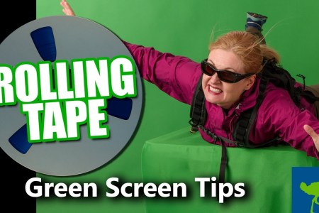 Green Screen Tips: Preparing Footage | Rolling...
