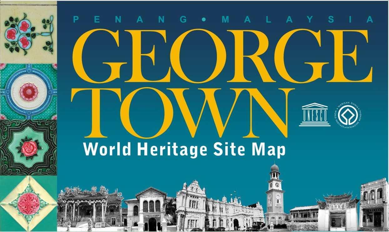 George Town WHS map