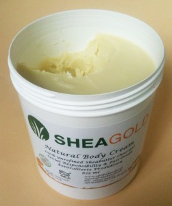 sheabutter shea gold