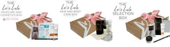 love lula selection box