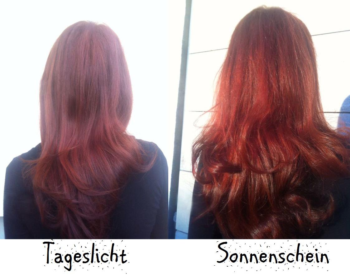 Graue haare färben mit henna