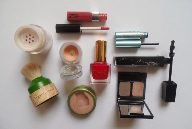 Beauty Favoriten Naturkosmetik 2014 dekorative Kosmetik