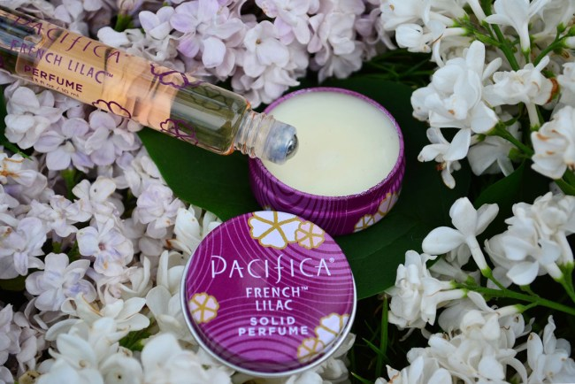 Pacifica French Lilac Parfum Roll-On Flieder Naturparfum