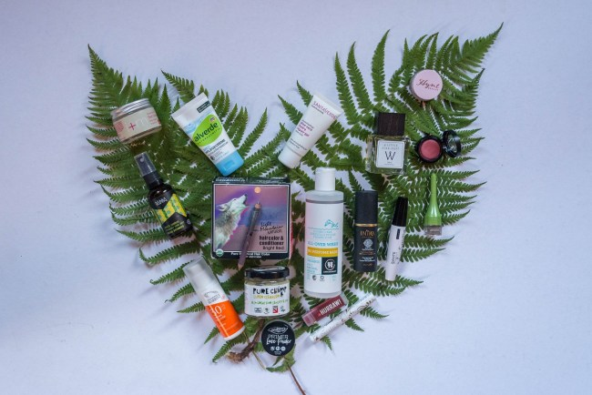 Naturkosmetik Lieblinge Beauty Favoriten 2017