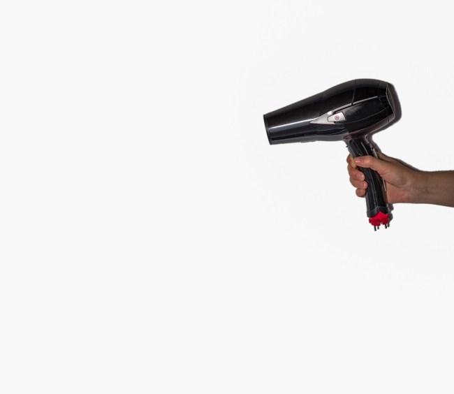 Haarbande Bürsten Kämme Handwerkszeug Fön