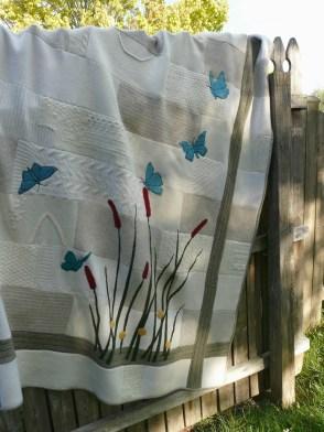 Butterflies for Momma