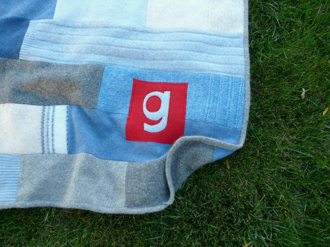 """G"" is for Griffin"