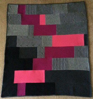 Ranae's finished blanket