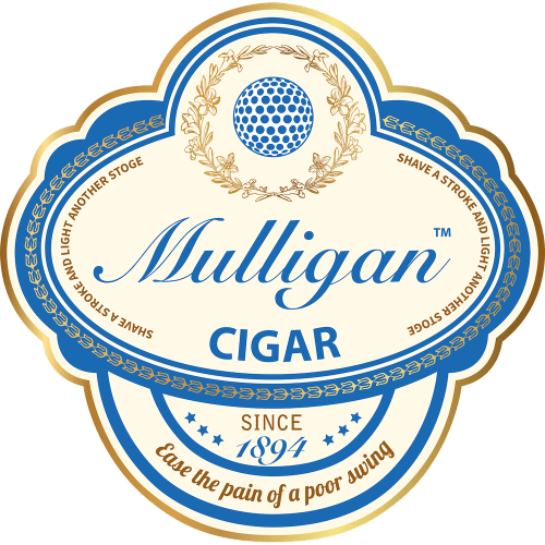 Mulligan Cigar Label