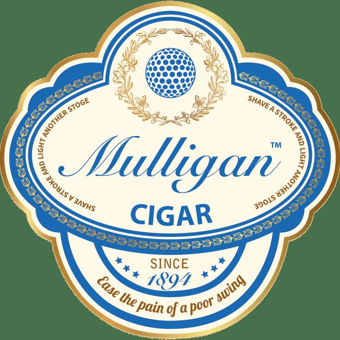 Mulligan Cigar Label
