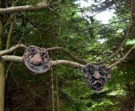 good-moods-and-garden-sculptures-faces-in-the-wood