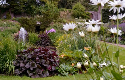 Newtownbarry Gardens - Pond