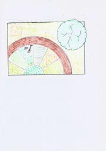 Bloom Garden Sketch