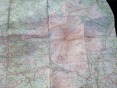 Slievebawn & the Blackstairs Mountains