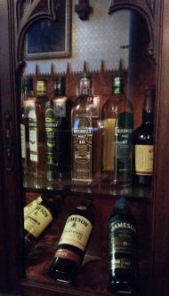 The Whiskey Cabinet
