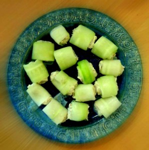 5 cucumber recipes