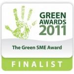 Finalist SME 2011 Green Award