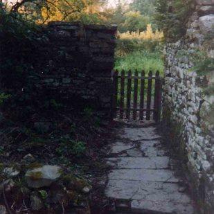 A Gift from Friends - A Garden Path