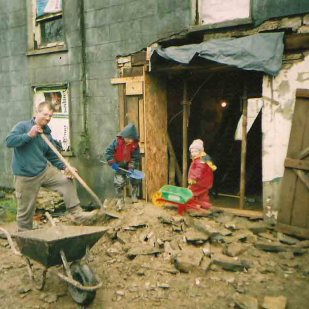 Helping Daddy 2002
