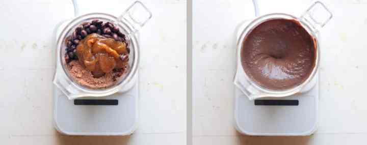 3-ingredient Chocolate Protein Workout Bites