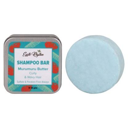 Murumuru shampoo bar for curly and wavy hair