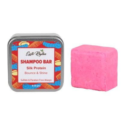 silk protein shampoo bar