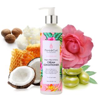 flora curl cream conditioner