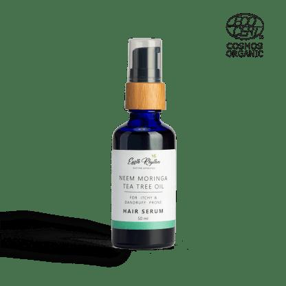 anti dandruff hair serum