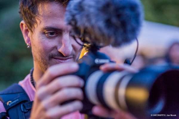 Péma Vives cameraman officiel de la fête du spit #2 2017