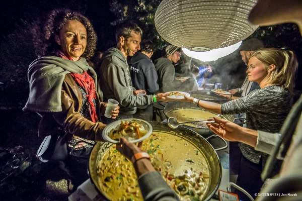 délicieux repas curry thai de la fête du spit #2 2017