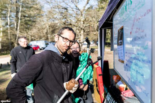Clean up Greenspits Massy 2019