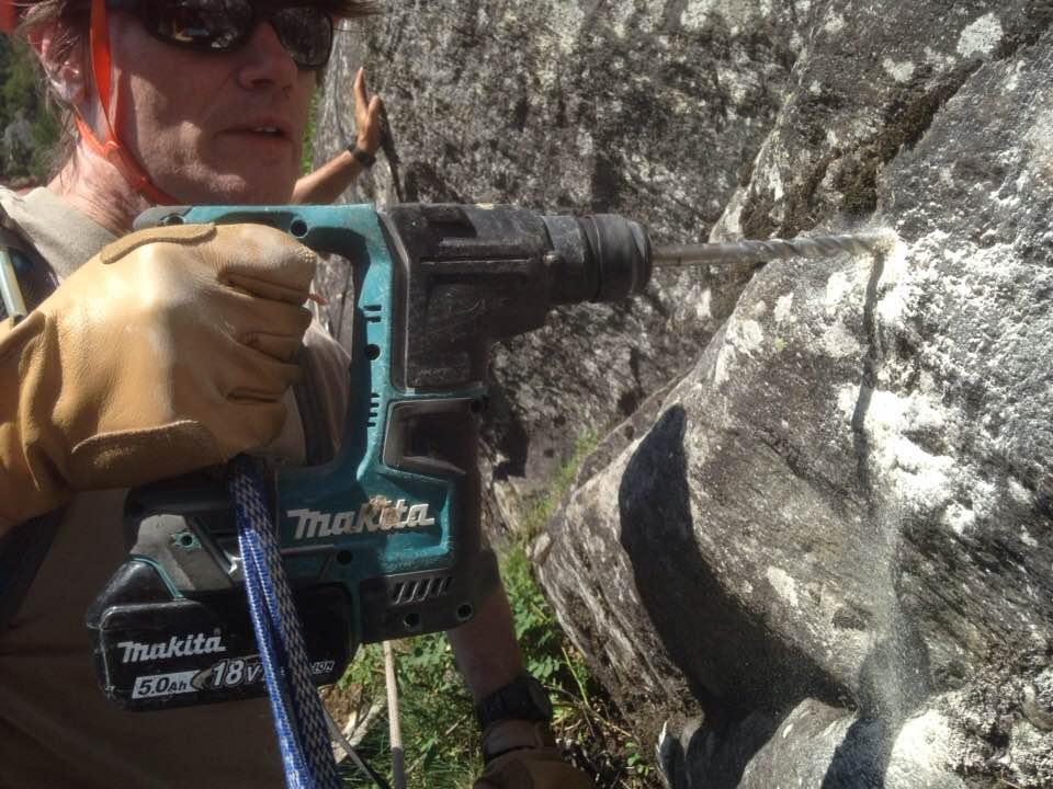 arc'teryx alpine academy 2019 reequipement greenspits escalade