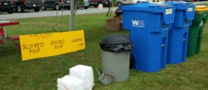 Poop Receptacles
