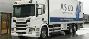 Cummins начал поставки водородных модулей для грузовиков Scania
