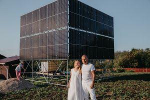 Автономное энергоснабжение дачи и загородного дома в России. Интервью с Александром и Светланой Косаревыми