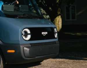 Amazon показал электрический фургон, который для него создали в Rivian
