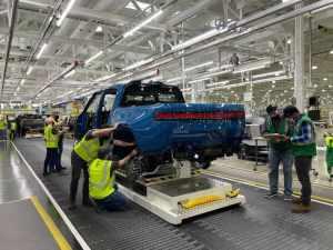 В Rivian рассматривают возможность создания отдельной линейки электромобилей для Европы и Китая