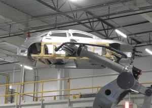 Lucid Motors Factory - введён в строй завод по производству одних из лучших электромобилей в мире