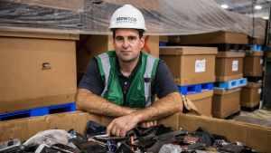 Насущный вопрос сегодняшнего дня - утилизация литиевых аккумуляторов Tesla и других компаний