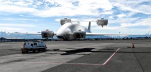 Грузовой беспилотник Rhaegal от Sabrewing. ВВС США отбирает проекты стартапов для создания транспортного беспилотного флота
