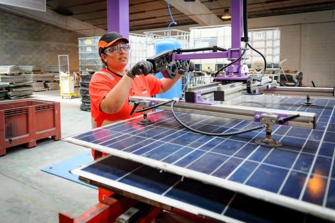 переработка солнечных панелей 3